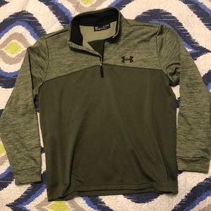 Under Armour Green Pullover